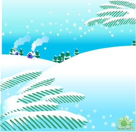 漂亮的韩国卡通店铺背景图 2 淘宝装修素材