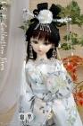 中国宫廷豪华版SD娃娃